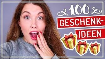 100 GESCHENKIDEEN für den Adventskalender #TypischSissi