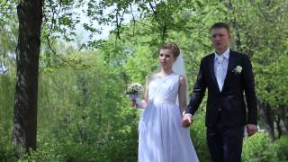 Свадьба Анастасии и Максима Ермолаевых