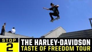 Harley Davidson Freedom Tour - Ep 2