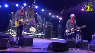 ▲Toy Dolls - 30 minutes clip at Psychobilly Meeting 2015