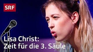 Lisa Christ wird erwachsen | Comedy Talent Show | SRF Comedy