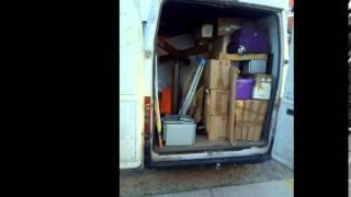 Transporte de fletes y mudanzas pequeñas