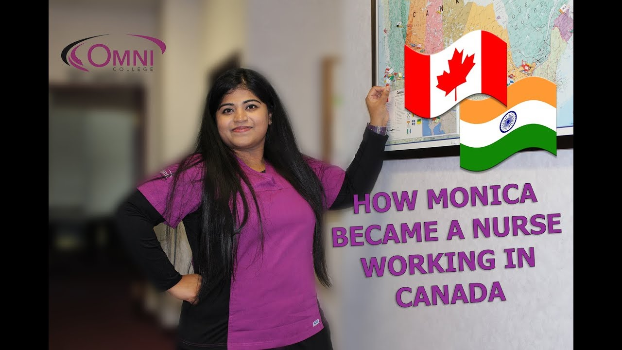 Nurses From India Can Become Nurses in Canada | OMNI College