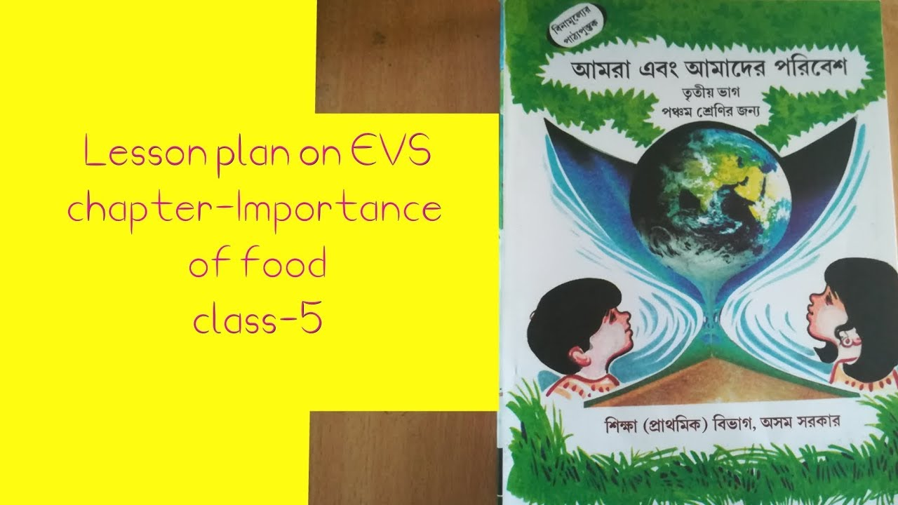 lesson plan evs class 3 our Class 3 and 4 class 5  lesson plans developed by kv teachers synthetic fibre and plastics  lesson plan: shapes and angles components of food.