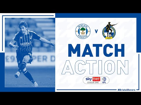 Wigan Bristol Rovers Goals And Highlights