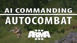 AI Auto combat disengagement - Arma 3 [AI mods + FHQ combat mode]