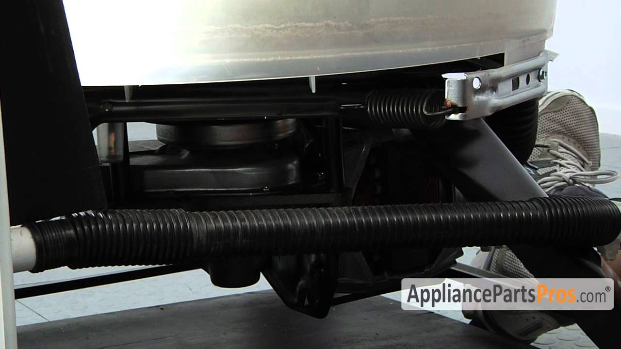 Washer Suspension Spring Part 63907 How To Replace