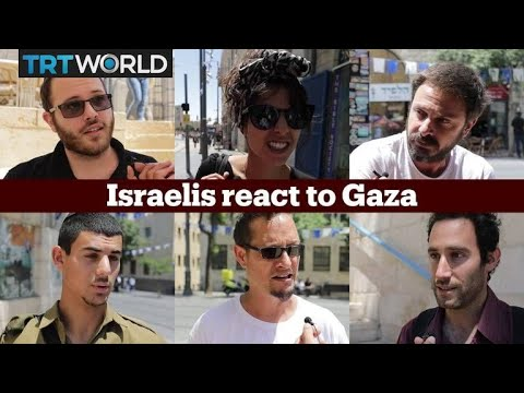 Israelis React To Gaza Killings