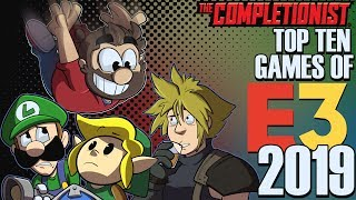 Top 10 Games of E3 2019 | The Completionist