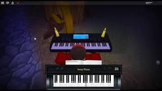 Clash of Gods - Dragonball Super by: Norihito Sumitomo on a ROBLOX piano.