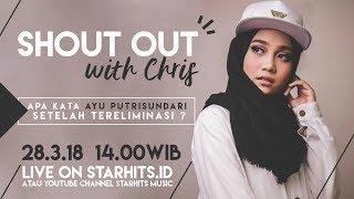 Music Stasion: Shout out w/ Chris & Ayu Putrisundari Indonesian Ido...