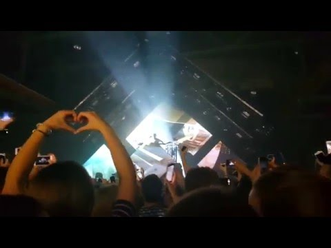 Kygo - Wait by M83 Remix Live at Zenith Munich, Germany, 08.04.2016