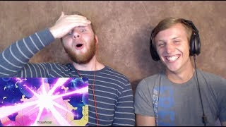 SOS Bros React - One Punch Man Season 1 Episode 8 - The Deep Sea King's Onslaught!!
