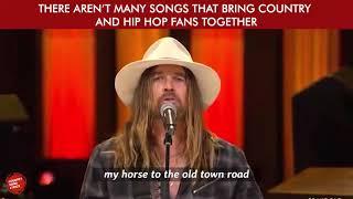 Old Town Road (with Lyrics) - Billy Ray Cyrus & Mason Ramsey
