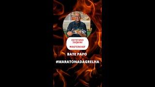 Thumbnail/Imagem do vídeo Masterchef Estéfano Zaquini - #maratonanagrelha