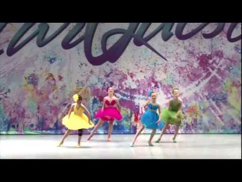 Laura McKenzie Choreography There's Gotta Be Junior Small Group Musical Theatre