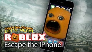 Roblox: Escape iPhone Obby [Annoying Orange]