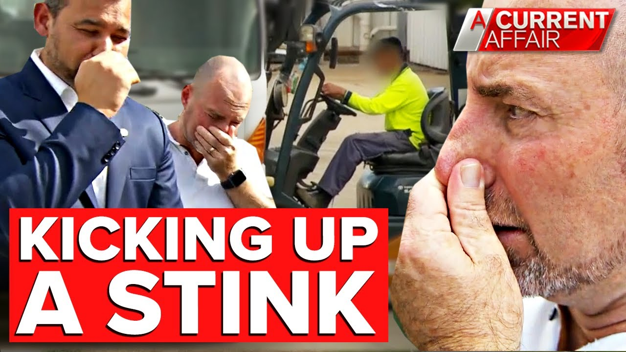 Unauthorised pet food factory stinks up suburb | A Current Affair