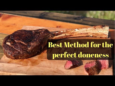 How to Grill a Tomahawk Ribeye Steak - Best Method