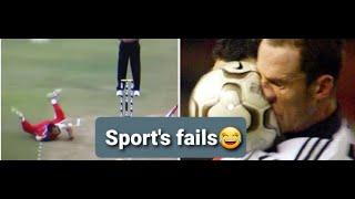 sport's ke fails moment   sport fails ever.....