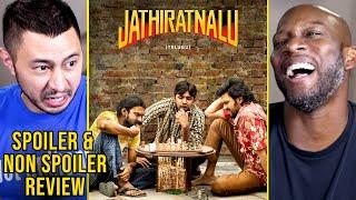 JATHI RATNALU | Naveen Polishetty | Priyadarshi | Rahul Ramakrishna | Movie Review by & Syntell!