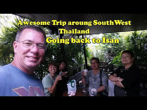 Travel with us back home after a great little Thailand adventure.