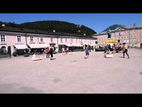 SIMONE FORTI Dance Constructions and other performances | Museum der Moderne Salzburg
