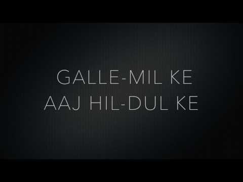 Nachde Ne Saare Lyrics Video | Baar Baar Dekho | Siddharth Malhotra & Katrina Kaif