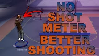 WILL YOU NEVER MISS USING THIS!? MYTH BUSTERS: NO SHOTMETER GREEN JUMPSHOT