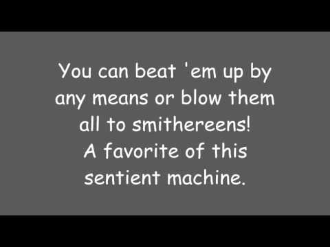 Phineas And Ferb - Weaponry Lyrics (HD + HQ)