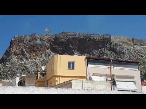 8 Απριλίου 2018: Δυναμίτες από Κάστρο Χώρας