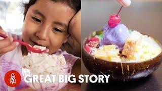 How People Make Ice Cream Around the World