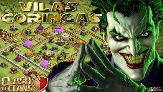 Vila Coringa o Que Muda Após Atualização - Clash of Clans