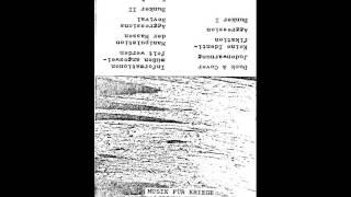 H64 - Bunker (Industrial Noise 1984)