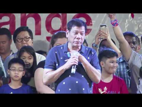 Thanksgiving Celebration of President-elect Rodrigo Roa Duterte 6/25/2016