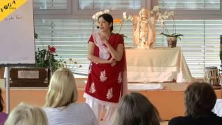 Ayurveda Kongress 2014: Ayurveda für Frauen in den Wechseljahren mit Sujata Tambe