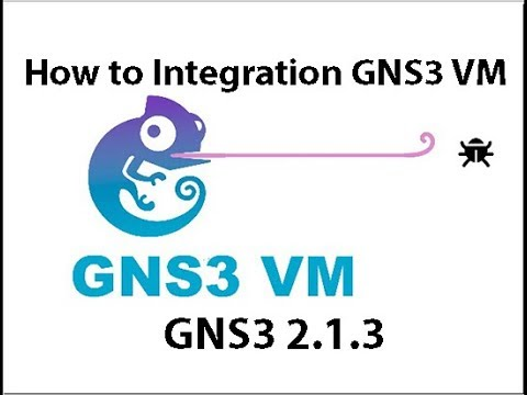 how to connect gns3 to gns3 vm