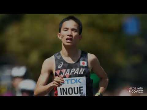 Asian Games: Japan's Hiroto Inoue Wins Men's Marathon Gold.!!