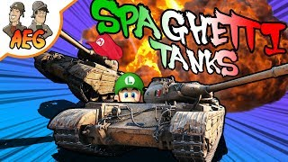 Spaghetti Tanks - First Italian in WoT?!