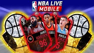 NBA LIVE MOBILE AWARDS PROMO IS HERE! 99 LEBRON JAMES + FULL BREAKDOWN | EVERYTHING YOU NEED TO KNOW