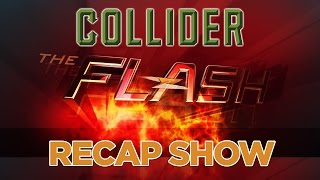 "Collider Flash Recap and Review - Season 2 Episode 3 ""Family of Rogues"""