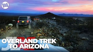 JLX : REUNION - 1st Annual Jeep JL Wrangler Nitto JL-Experience | PART 1 - Overlanding in the Mojave