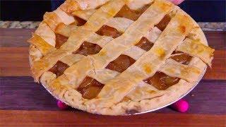Lazy Man's Smoked Apple Pie