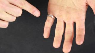 ANTISNOR Ring - How to Fit your ring.