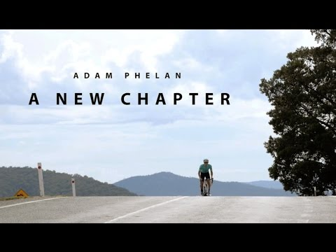 A New Chapter - Adam Phelan x MAAP