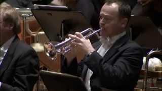 Mahler 5 Opening Trumpet solo (Gabor Tarkovi, BPO)