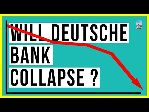 Will Deutsche Bank Crash and Become the Next LEHMAN? Spark the Financial Crisis Part 2!