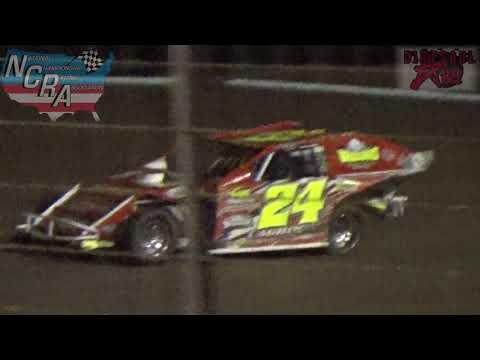 Salina Speedway 9-1-17 NCRA Modified Shootout A Feature