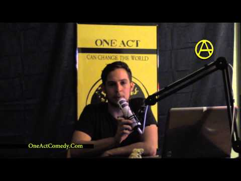 NSA and Privacy ,OneAct Podcast Clip #1