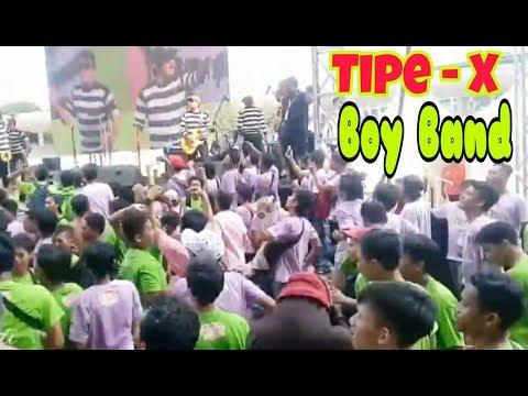 Tipe-X Boy Band | Shopee Play Day 2019 Senayan Jakarta